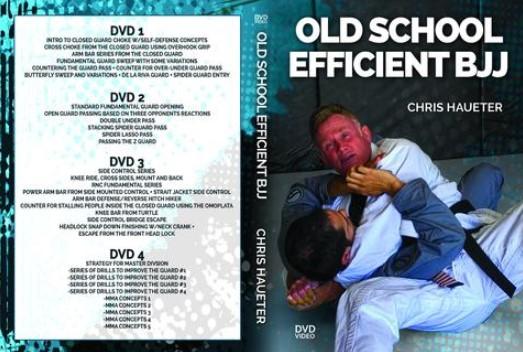 Chris Haueter - Old School BJJ