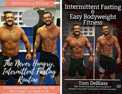 Tom DeBlass - Intermittent Fasting & Easy Bodyweight Fitness