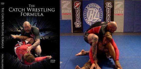 Neil Melanson DVD Catch Wrestling Formula