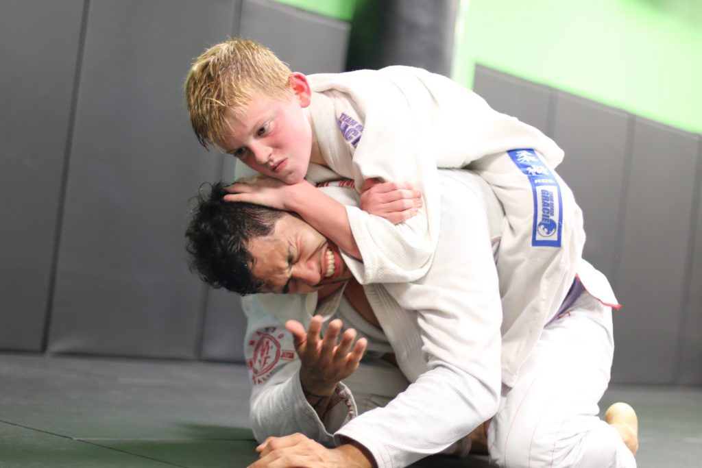 Tap or Nap the choice is yours 1024x683 - How To Learn Jiu-Jitsu Fast By Tapping Out Often