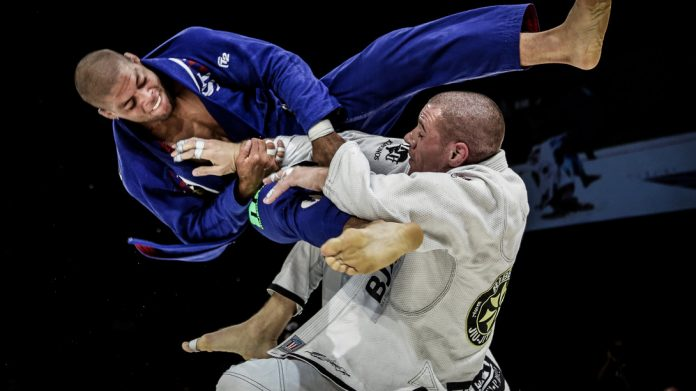 Jiu-Jitsu Concepts Tripod Principle