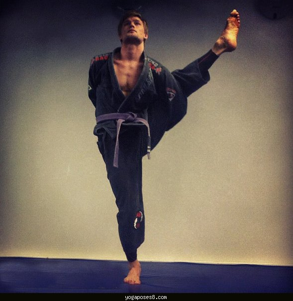 Class yoga for BJJ