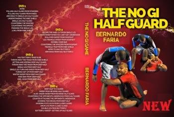Bernardo Faria - No Gi Half Guard