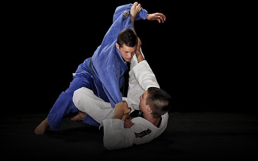 JIu-Jitsu Concepts Tripod Princile
