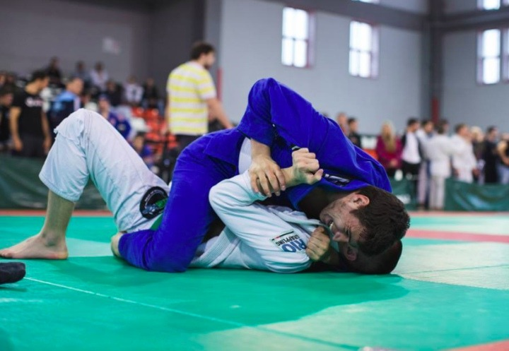 compete - Mat Therapy - Dealing With Panic Attacks In BJJ