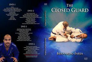 Closed Guard Bernardo Faria DVD