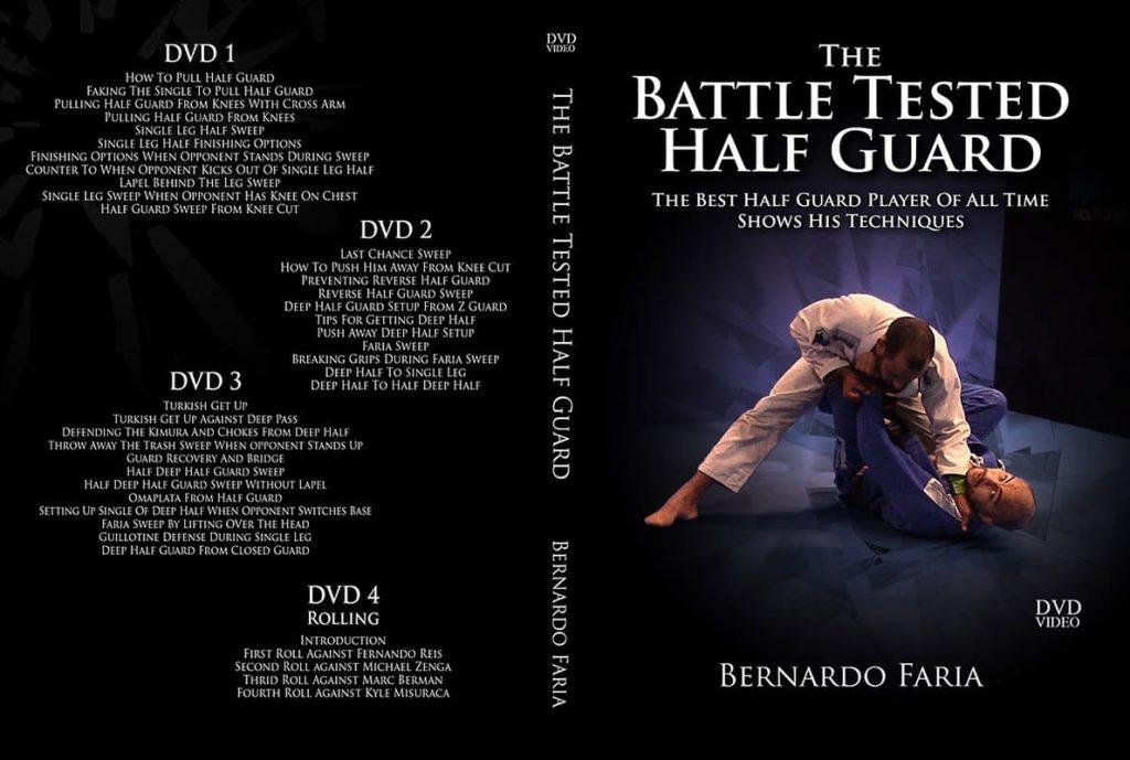 Bernardo Faria DVD Battle Tested Half Guard