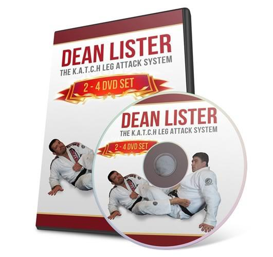 Dean Lister KATCH best BJJ DVD 2018
