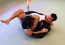Reverse Triangle Choke Hidden BJJ