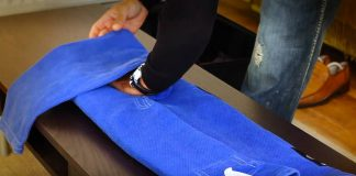 How To Fold A BJJ Gi