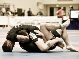 Best BJJ DVD For Submission hunters Guillotine