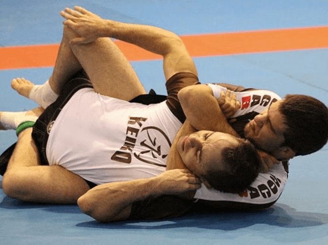 BJJ Submissions Choke