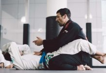 Jiu-Jitsu Technique