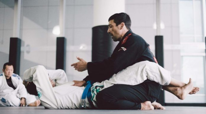 Jiu-Jitsu Technique