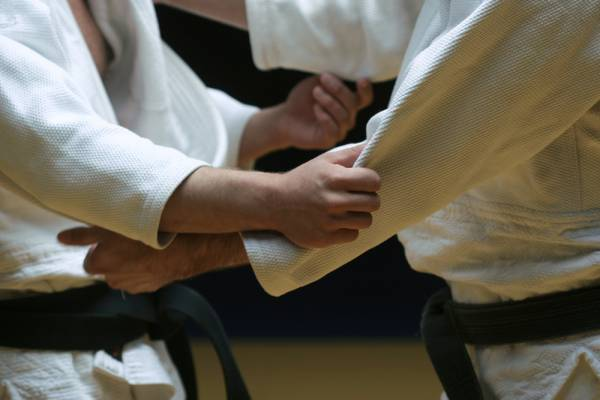 shutterstock 3152625 - How To Develop Crushing Grip Strength For BJJ