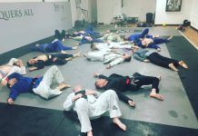 Avoid Overtraining In BJJ