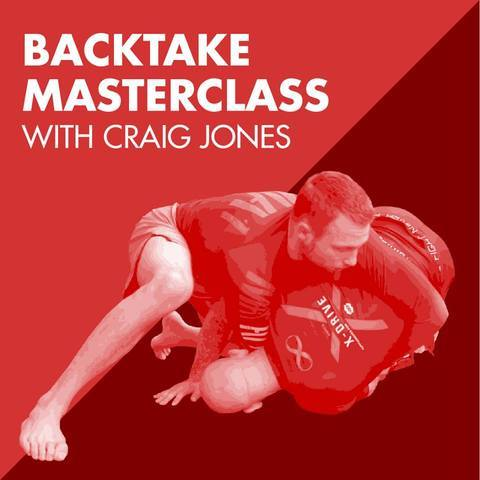 Craig Jones DVD Backtake Masterclass