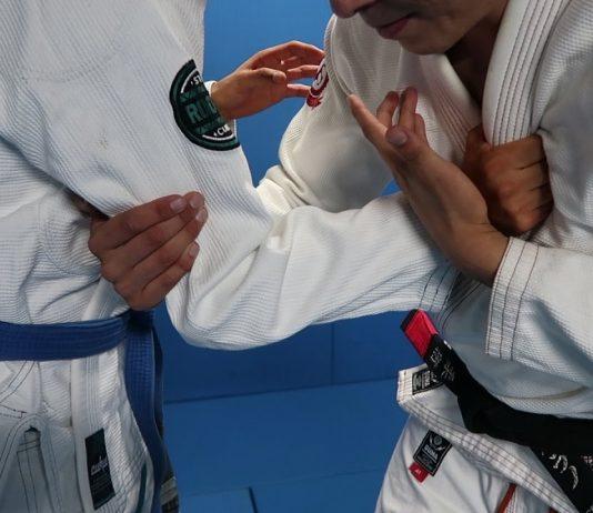 BJJ Wrist Locks