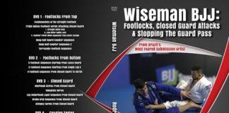 Rodrigo Cavaca Wiseman BJJ DVD