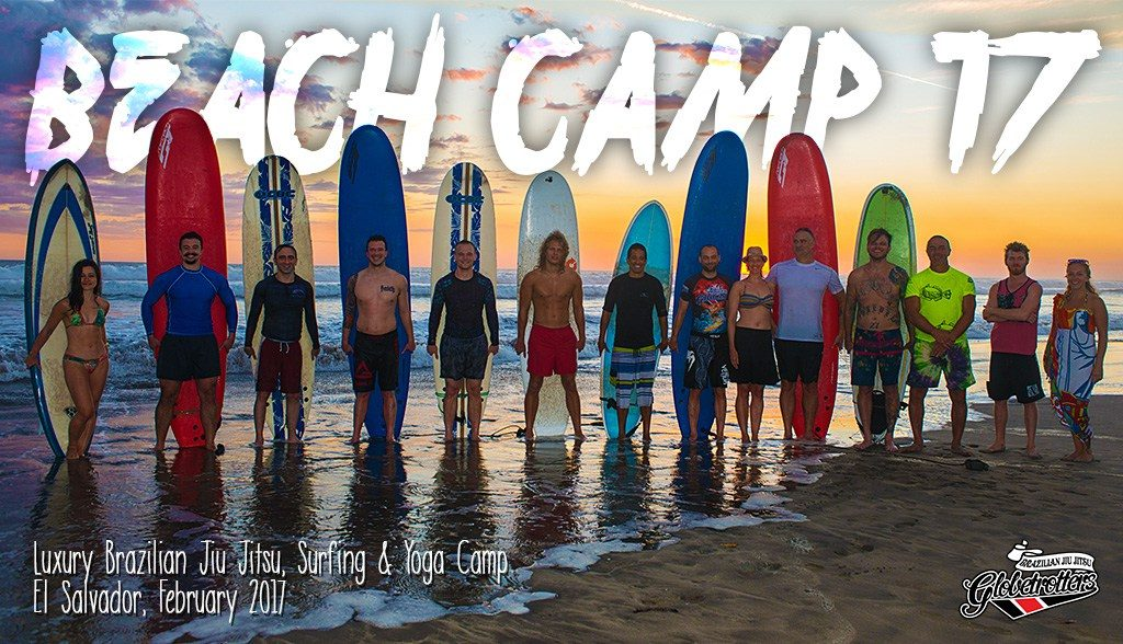 Surfing And Grappling Camp BJJ LIfestyle