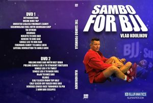 DVDwrap VLAD 1024x1024 300x202 - Sambo For BJJ - Vladislav KoulikovDVD Review
