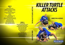 Killer Turtle Attacks Mike Palladino DVD