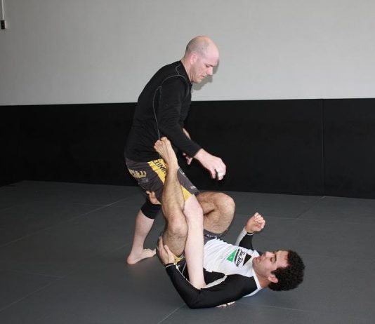 BJJ Single Leg X Guard guide