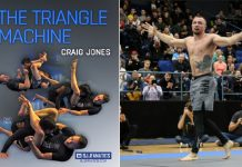 Craig Jones the triangle machine dvd review
