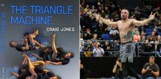 Craig Jones the triangle machine dvd review