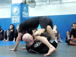 Danaher Shows Leg Lock Entry and his Wisdom, Gordon Ryan in The Gi