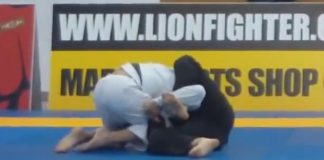 The Squirrel Lock BJJ Submission