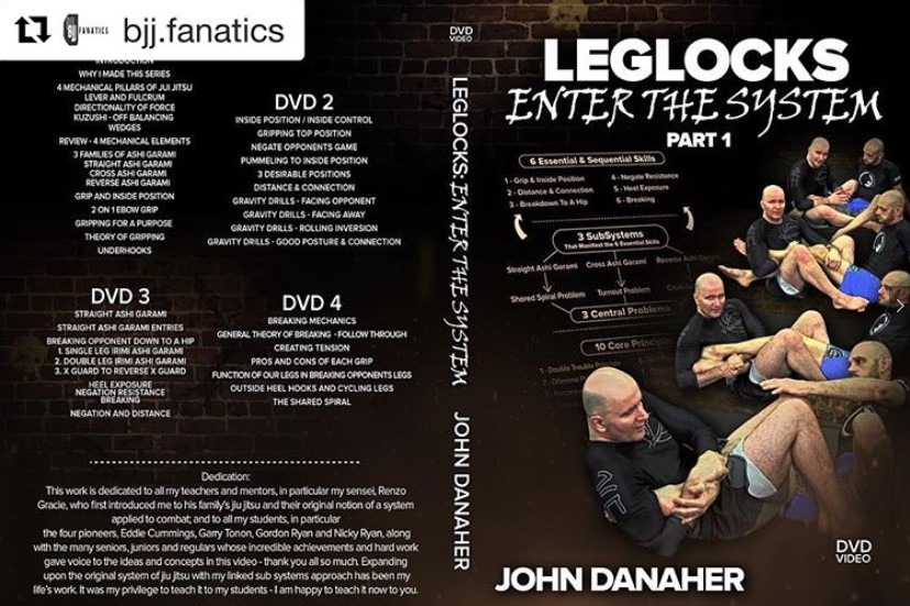 Screenshot 92 - John Danaher DVD Instructional - Leg Locks: Enter The System