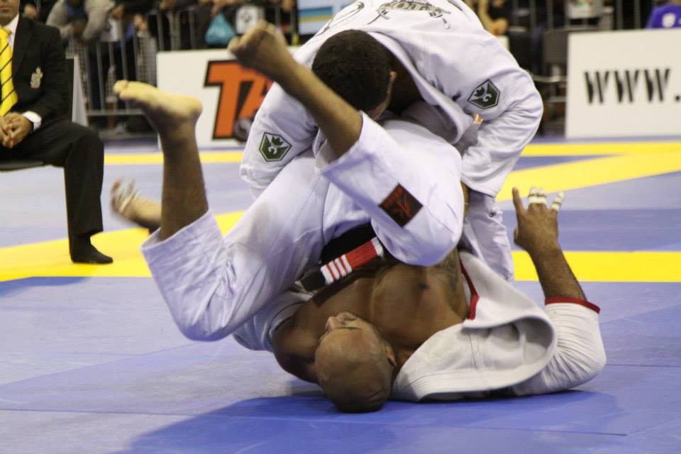 Stack pass 1 - Legal BJJ Moves That Could Leave Grapplers Crippled