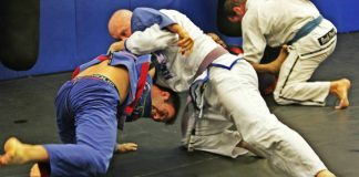 BJJ Rolling Mat Awareness