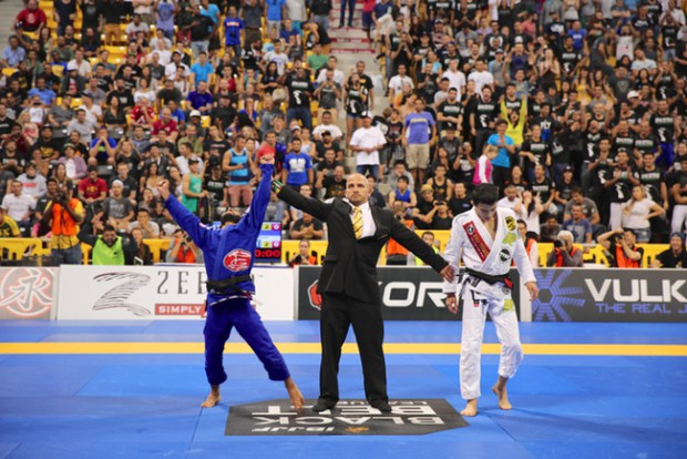 Jiu-Jitsu Competition Tournament