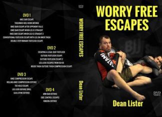 Worry Free Escapes Dean Lister DVD Instructional