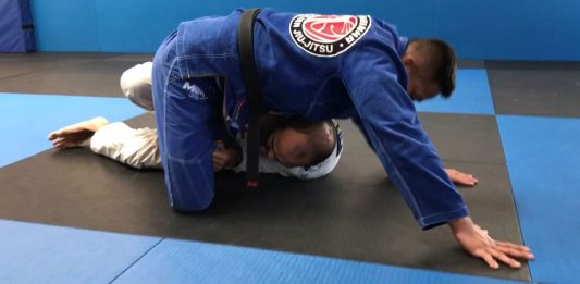 The best BJJ half guard sweep