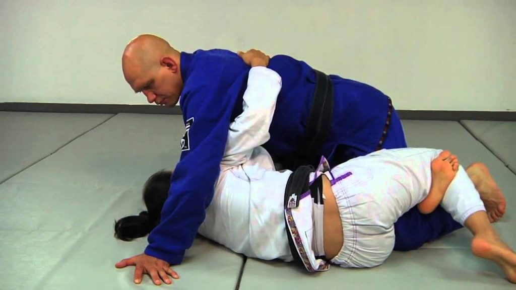Guard Strategies For Bigger Opponents In BJJ