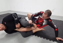 Lethal Straight Ankle Lock Dean Lister