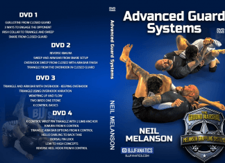 Neil Melanson DVD Advanced Guard Systems
