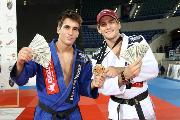 prize money 1 - The Best Ways To Earn From BJJ And Turn Pleasure Into Profit