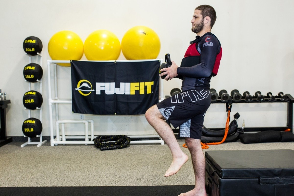 The Perfect Strength And Conditioning Workout For BJJ by T
