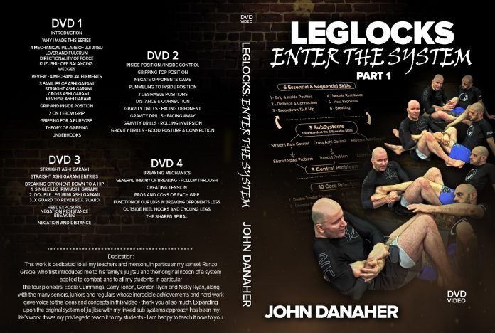 John Danaher DVD / John Danaher Instructional review
