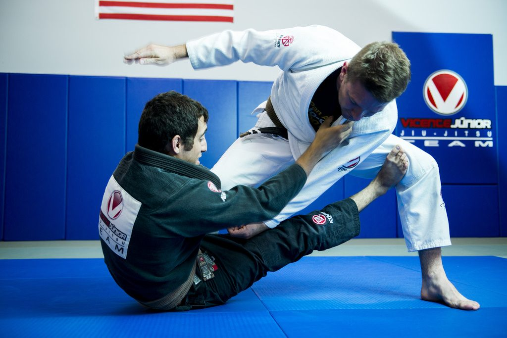 DLR 1024x683 - The Ultimate Open Guard Masterclass For BJJ