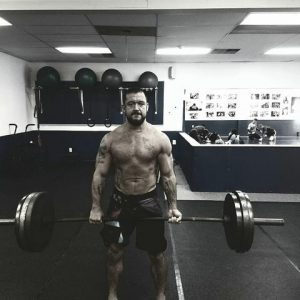 BJJ Strength Deadlift