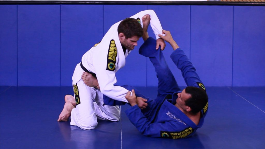 OPen guard 1024x576 - The Ultimate Open Guard Masterclass For BJJ