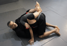 Complete BJJ Rat Guard System