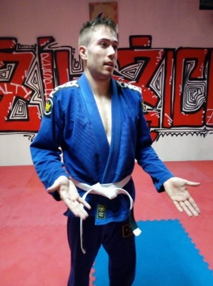 Screenshot 110 - An Average BJJ White Belt Journey - Part 1: Introduction