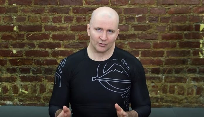 John Danaher LegLocks: Enter The System Intro