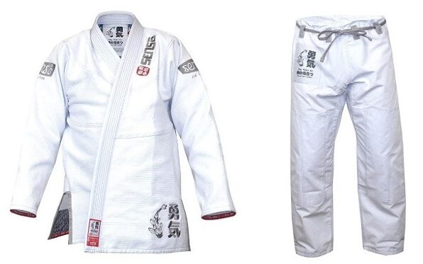 Senso Yuki Gi e1620265141587 - Best BJJ Gi in 2021: Find Jiu-Jitsu Gi That Suits You